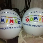 globo movil desechables 2