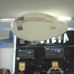 Dirigible Radiocontrolado Inflable Publicitario Sony Bravia