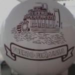 Esfera de Helio Inflable Publicitario Puerto Peñalisa