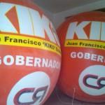 Esfera de Helio Inflable Publicitario KIKO