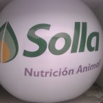 Esfera de Helio Inflable Publicitaria Solla