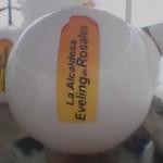 Balón Inflable Publicitario La Alcaldesa
