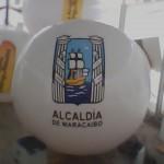 Balón Inflable Publicitario Alcaldía de Maracaibo