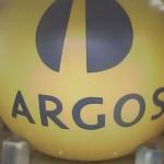 Balón Inflable Publicitario Argos