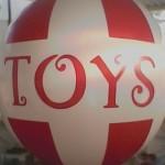 Balón Inflable Publicitario TOYS