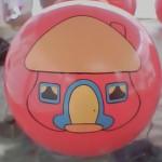 Balón Inflable Publicitario Davivienda