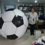Esfera de Helio Inflable Publicitario Balón
