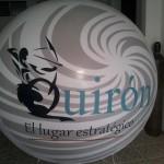 Esfera de Helio Inflable Quirón