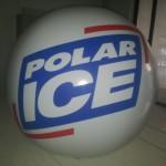 Balones Inflables Publicitarios Polar Ice