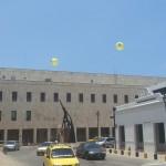 Esferas Publicitarias de Helio Argos Cartagena